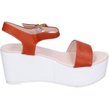 Chaussures Femme Tous les vêtements Solo Soprani BN770 Orange