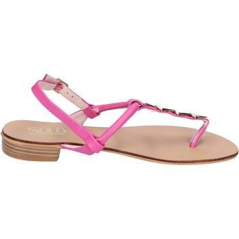 Chaussures Femme Tous les vêtements Solo Soprani BN775 Rose