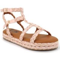 Chaussures Femme Sandales et Nu-pieds Elue par nous Giens rose
