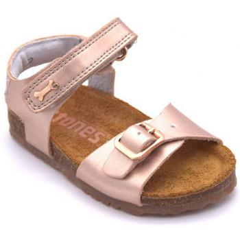 Chaussures Fille Sandales et Nu-pieds Stones And Bones cafar rose