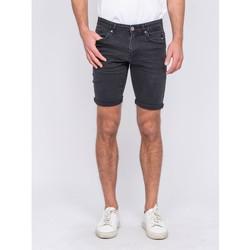 Vêtements Homme Shorts / Bermudas Ritchie Bermuda en jean BLODO Noir