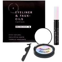 Beauté Femme Palettes maquillage yeux Moon Lash - Coffret Eyeliner & Faux-cils magnétiques - 0... Noir