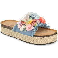 Chaussures Femme Mules Ainy LSS-19 Azul
