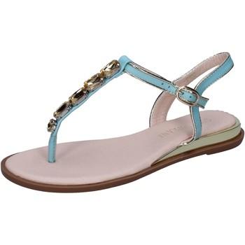Chaussures Femme Tous les vêtements Solo Soprani BN780 Bleu clair