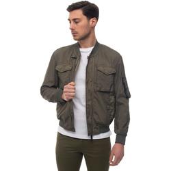 Vêtements Homme Blousons Fay NAM1140010T-RQ1V613 verde