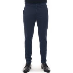 Vêtements Homme Chinos / Carrots Fay NTM8640189T-GURU810 blu