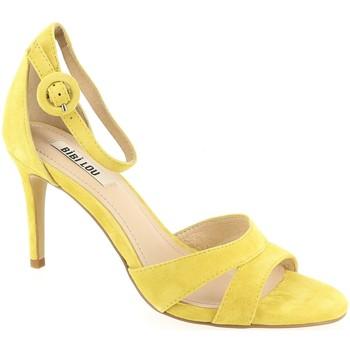 Chaussures Femme Sandales et Nu-pieds Bibi Lou BIBILOU Jaune