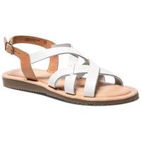 Chaussures Femme Sandales et Nu-pieds TBS BELLUCI Blanc