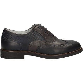 Chaussures Homme Derbies Nero Giardini E001454U BLEU