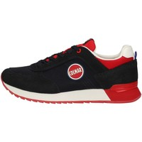 Chaussures Homme Baskets basses Colmar TRAVIS COLORS BLEU