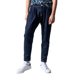Vêtements Homme Jeans Displaj RELAX BC bleu