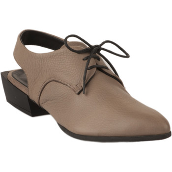 Chaussures Femme Derbies & Richelieu Bueno Shoes Chaussures à lacets femme -  - Taupe - 36 TAUPE