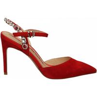 Chaussures Femme Escarpins Luciano Barachini CAMOSCIO rosso