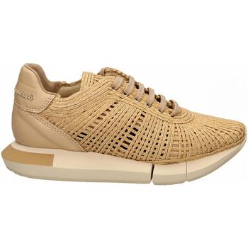 Chaussures Femme Baskets basses Manuel Barcelo CHOLET RAFFIA natural