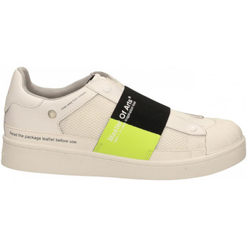 Chaussures Homme Slip ons Moa Concept BREAKER REFLECTIVE white