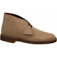 Chaussures Homme Boots Clarks DESERT BOOT M wolf