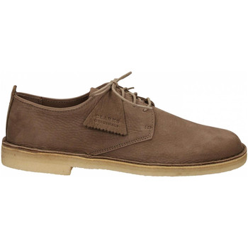 Chaussures Homme Derbies Clarks DESERT LONDON mushroom
