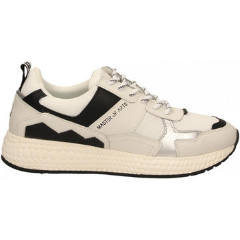 Chaussures Femme Baskets basses Moa Concept FUTURA MESH white-silver