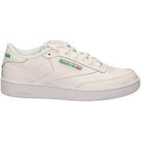 Chaussures Homme Baskets basses Reebok Sport CLUB C 85 whigr-bianco-verde