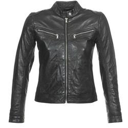 Vêtements Femme Vestes en cuir / synthétiques Redskins OGIEB Noir