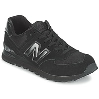 Chaussures Baskets basses New Balance M574 BLACK MONO
