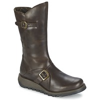 Chaussures Femme Boots Fly London MES 2 Marron