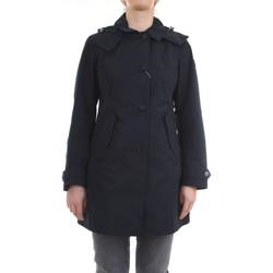 Vêtements Femme Trenchs Woolrich CFWWOU017FRUT0573 bleu