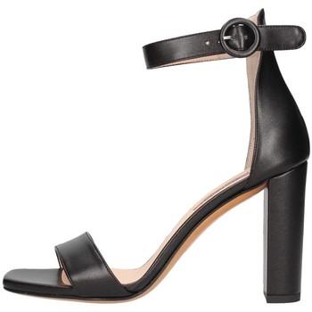 Chaussures Femme Sandales et Nu-pieds Albano 4055 santal Femme Noir Noir