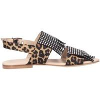 Chaussures Fille Sandales et Nu-pieds Florens K15521-2 sable