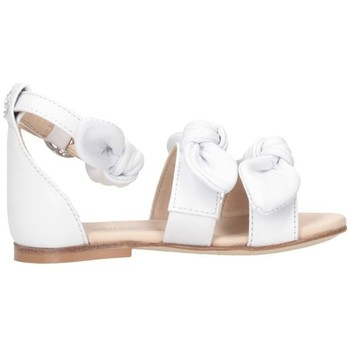 Chaussures Fille Sandales et Nu-pieds Florens J055950B blanc