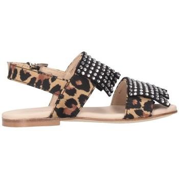 Chaussures Fille Sandales et Nu-pieds Florens J05521-2 sable