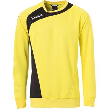 Vêtements Enfant T-shirts manches longues Kempa Training top  Peak jaune/noir
