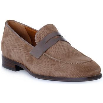 Chaussures Homme Mocassins Frau HIVE NAPPA TORTORA Beige