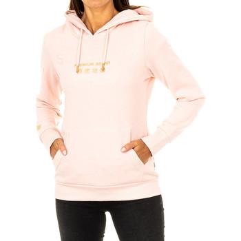 Vêtements Femme Sweats Superdry Pull Rose