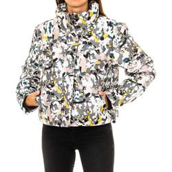 Vêtements Femme Vestes Superdry Veste matelassée Multicolore