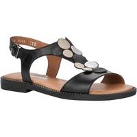Chaussures Femme Sandales et Nu-pieds Remonte Dorndorf OLYMP Noir