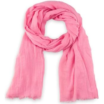 Accessoires textile Echarpes / Etoles / Foulards Allée Du Foulard Chèche Touch - Couleur - Rose Rose