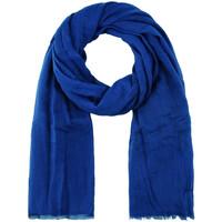 Accessoires textile Echarpes / Etoles / Foulards Allée Du Foulard Chèche Touch - Couleur - Bleu roi Bleu roi