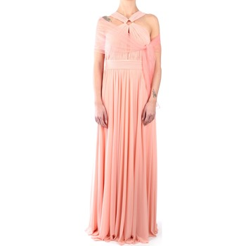 Vêtements Femme Robes longues Impero C80682 Dress Femme Rosa Rosa