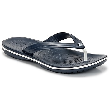 Chaussures Tongs Crocs CROCBAND FLIP Marine