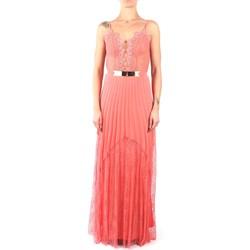Vêtements Femme Robes longues Soani 102004 Dress Femme Corallo Corallo