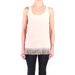 Vêtements Femme Tops / Blouses Kocca KERB Sans manches Femme poudre de riz poudre de riz