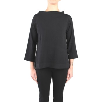 Vêtements Femme Pulls Liviana Conti F20/F0SA05 Noir / Ivoire