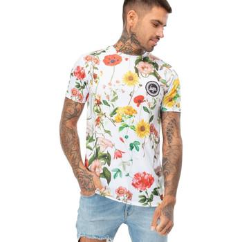 Vêtements Homme T-shirts manches courtes Hype  White