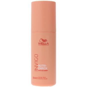Beauté Shampooings Wella Invigo Nutri-enrich Wonder Balm  150 ml