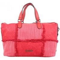Sacs Femme Sacs porté main Mac Alyster Sac à main  Inspiration panache rouge Multicolor