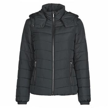 Vêtements Femme Doudounes Armani Exchange 8NYB12 Noir