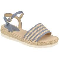 Chaussures Femme Sandales et Nu-pieds Suncolor 9085 Jeans
