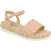 Chaussures Femme Sandales et Nu-pieds Suncolor 9085 Rosa