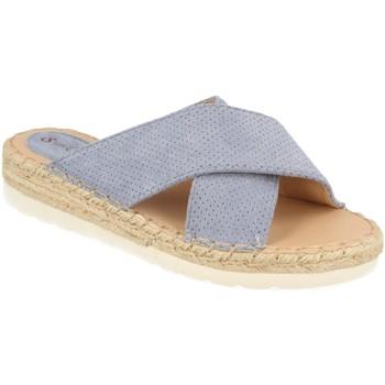 Chaussures Femme Mules Suncolor 9082 Jeans